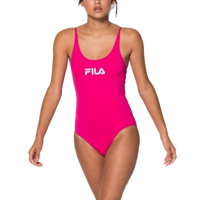 FILA WOMEN BATHING SUIT FUXIA 687200-A163