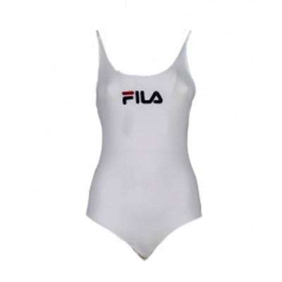 FILA WOMEN SAILOR BATHING SUIT BIANCO  687200-M67