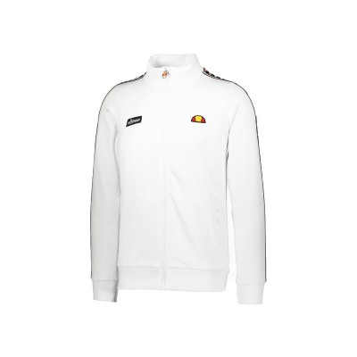 ELLESSE FULL ZIP JACKET WHITE 79-2013-0100