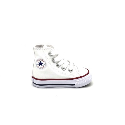 CONVERSE SNEAKERS INF C/T ALL STAR HI OPTICAL WHITE 7J253C