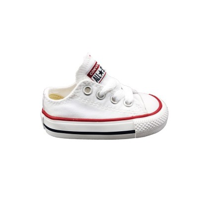 CONVERSE SNEAKERS C/T A/S OX OPTICAL WHITE 7J256C