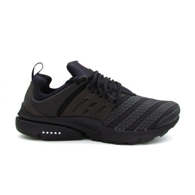 NIKE AIR PRESTO LOW UTILITY SNEAKERS NERO 862749-004