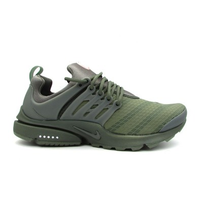 NIKE AIR PRESTO LOW UTILITY SNEAKERS GRIGIO 862749-005