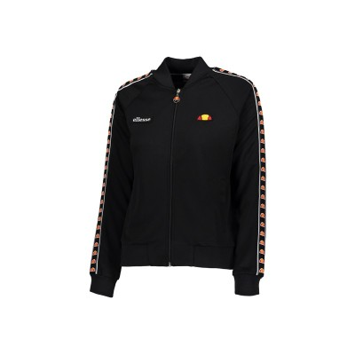 ELLESSE FULL ZIP JACKET BLACK 89-2512-0900