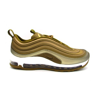 new concept bc01f 04d33 NIKE W AIR MAX 97 UL '17 SNEAKERS VERDE OLIVA 917704-901