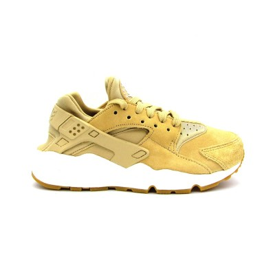 NIKE WMNS AIR HUARACHE RUN SD SNEAKERS BEIGE BIANCO AA0524-200