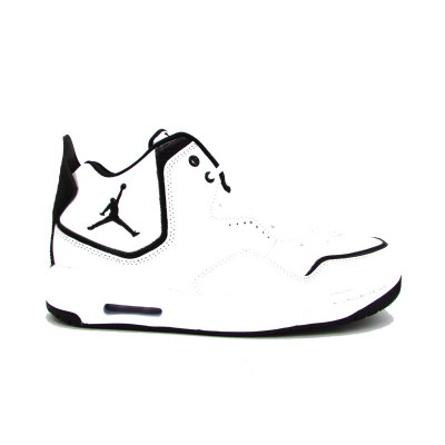 JORDAN COURTSIDE 23 SNEAKERS BIANCO NERO AR1000-100