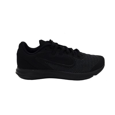 NIKE DOWNSHIFTER 9 GS SNEAKERS NERO AR4135-001