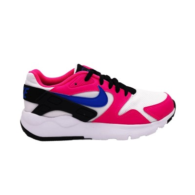 NIKE LD VICTORY GS SNEAKERS BIANCO ROSA CELESTE NERO AT5604-100
