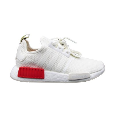 ADIDAS NMD_R1 SNEAKERS BIANCO ROSSO B37619