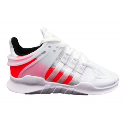 ADIDAS EQT SUPPORT ADV J SNEAKERS BIANCO FUCSIA BB0544