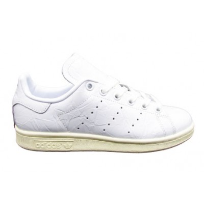 ADIDAS SNEAKERS STAN SMITH W BIANCO LUCIDO BB5162