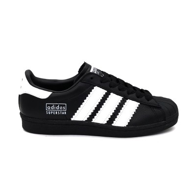 ADIDAS SNEAKERS SUPERSTAR 80S NERO BIANCO BD7363