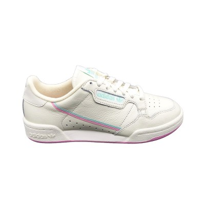 ADIDAS CONTINENTAL 80 SNEAKERS BEIGE ROSA BD7645