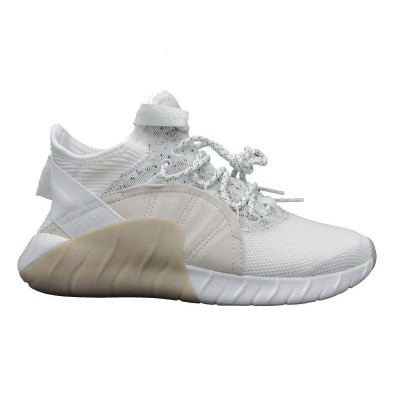 ADIDAS TUBULAR RISE SNEAKERS BEIGE BIANCO BY3555