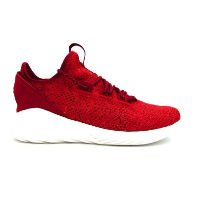 ADIDAS SNEAKERS TUBULAR DOOM SOCK PK ROSSO BY3560