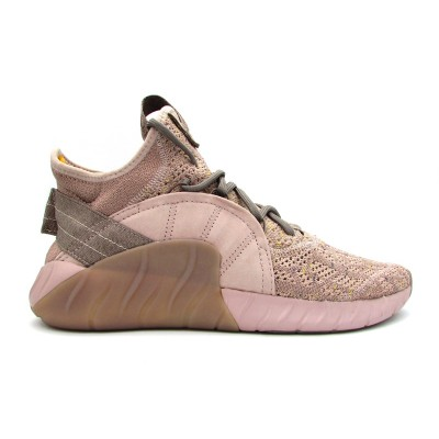 ADIDAS SNEAKERS TUBULAR RISE GRIGIO-BEIGE BY4139