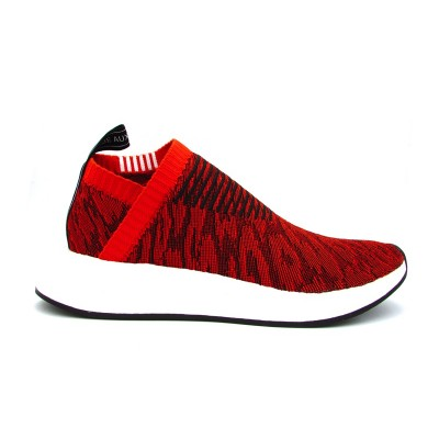 ADIDAS SNEAKERS NMD CS2 PK ROSSO-NERO BY9406