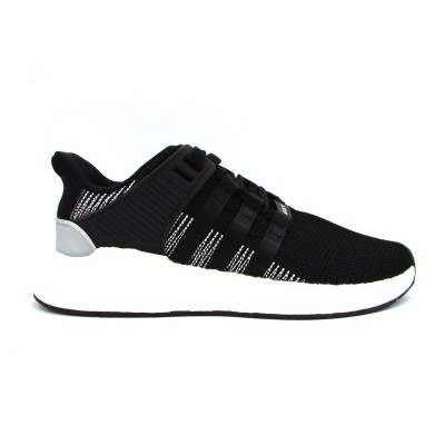 ADIDAS SNEAKERS EQT SUPPORT 93/17 NERO-BIANCO BY9509