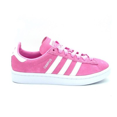 ADIDAS SNEAKERS CAMPUS J ROSA-BIANCO BY9577
