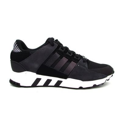 ADIDAS SNEAKERS EQT SUPPORT RF NERO-GRIGIO BY9623