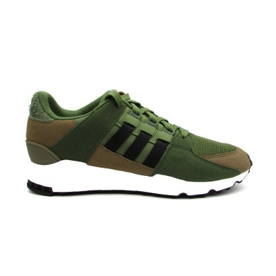 ADIDAS EQT SUPPORT RF SNEAKERS VERDE BIANCO NERO BY9628