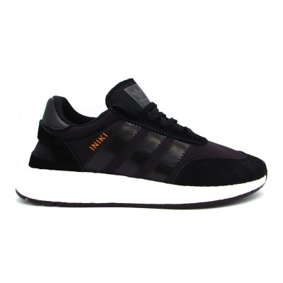 ADIDAS INIKI RUNNER SNEAKERS NERO BIANCO BY9730