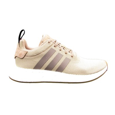 ADIDAS NMD_R2 SNEAKERS BEIGE BIANCO BY9916