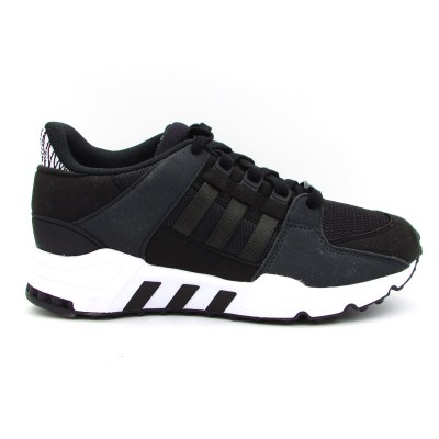 ADIDAS EQT SUPPORT J SNEAKERS NERO BIANCO BZ0259
