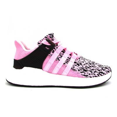 ADIDAS SNEAKERS EQT SUPPORT 93/17 ROSA-NERO BZ0583