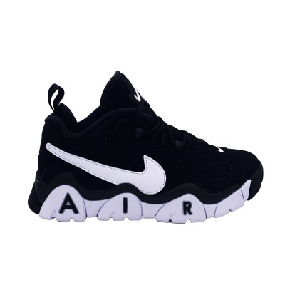 NIKE AIR BARRAGE LOW SNEAKERS NERO BIANCO CD7510-001