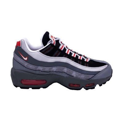 NIKE AIR MAX 95 ESSENTIAL SNEAKERS GRIGIO NERO ROSA CI3705-600