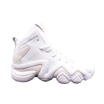 ADIDAS SNEAKERS CRAZY 8 ADV (ASW) PELLE  BIANCO CQ0990