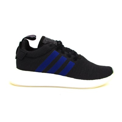 ADIDAS SNEAKERS NMD R2 W GRIGIO ANTRACITE-BLU CQ2008