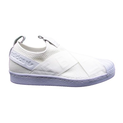 ADIDAS SNEAKERS SUPERSTAR SLIPON W TOTAL WHITE CQ2381