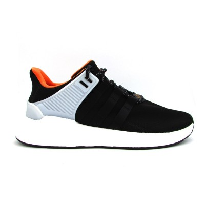 ADIDAS EQT SUPPORT 93/17 SNEAKERS NERO BIANCO CQ2396