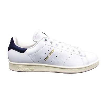 ADIDAS STAN SMITH SNEAKERS BIANCO BLU CQ2870