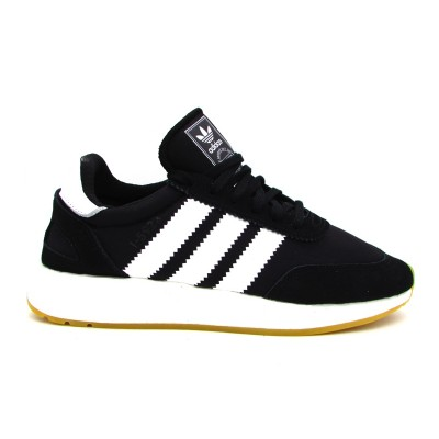 ADIDAS I-5923 SNEAKERS NERO BIANCO D97344