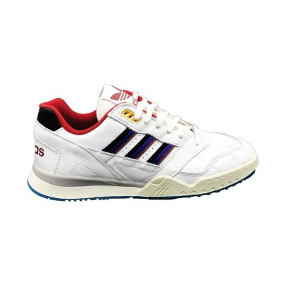 ADIDAS A.R.TRAINER SNEAKERS BIANCO NERO ROSSO EE5397
