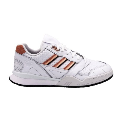 ADIDAS A.R. TRAINER SNEAKERS BIANCO ROSA EE5398