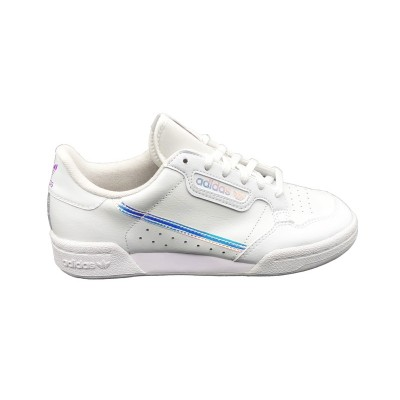 ADIDAS CONTINENTAL 80 J SNEAKERS BIANCO EE6471