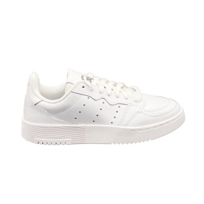 ADIDAS SUPERCOURT J SNEAKERS BIANCO EE7726