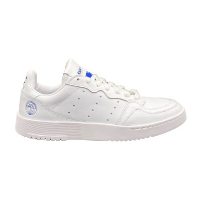 ADIDAS SUPERCOURT SNEAKERS BIANCO BLU EF5887