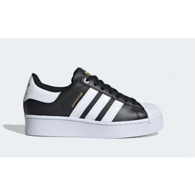 ADIDAS SUPERSTAR BOLD W SNEAKERS NERO BIANCOLUCIDO FV3335
