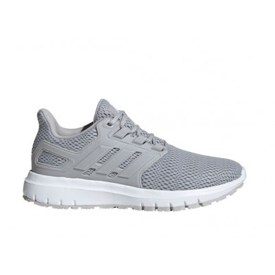 ADIDAS ULTIMASHOW SNEAKERS GRIGIO BIANCO FX3638