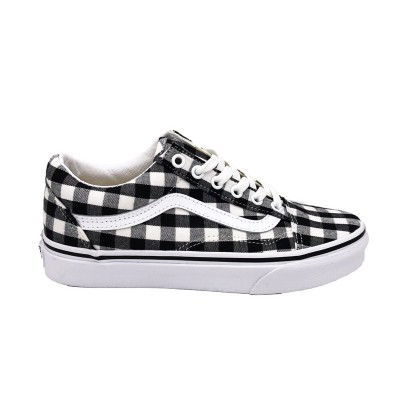 VANS UA OLD SKOOL SNEAKERS BIANCO-NERO G1SIX1