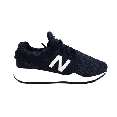 NEW BALANCE SNEAKERS 247 BLU BIANCO GS247AN