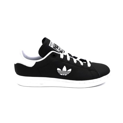 ADIDAS SNEAKERS STAN SMITH BLACK- WHITE ORIGINALS BD7452