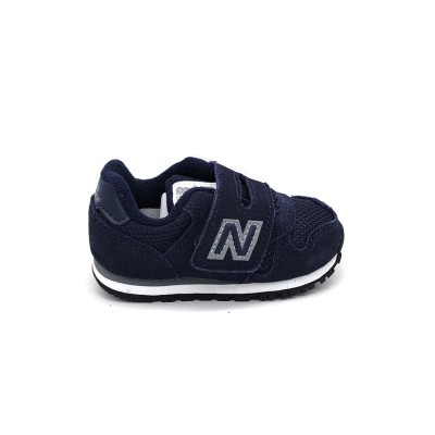 NEW BALANCE SNEAKERS 373 BLU BIANCO KV373NUI