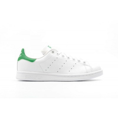 ADIDAS STAN SMITH SNEAKERS BIANCO VERDE M20324-2